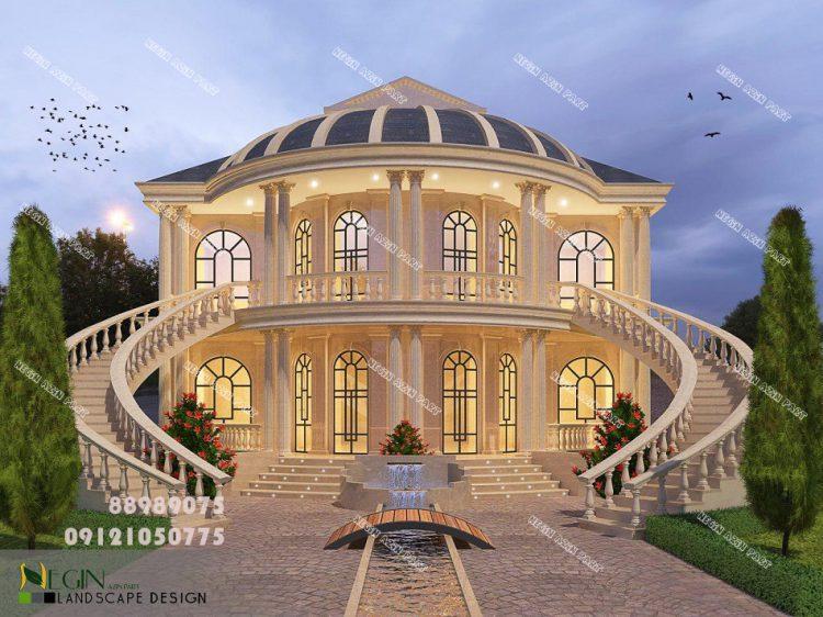 طراحی نما ساختمان