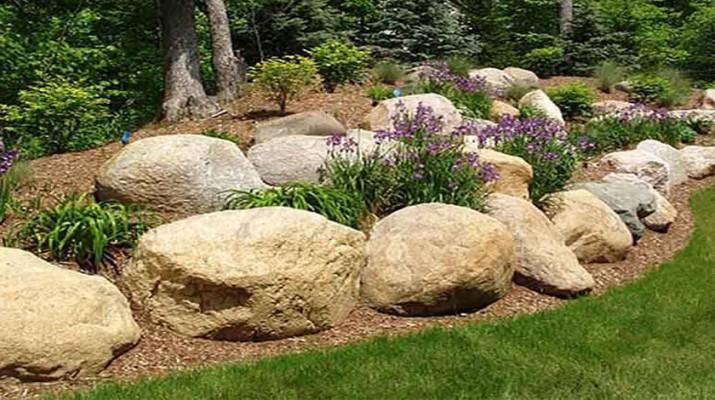 باغ صخره ای